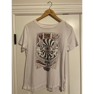 "Vans ""Off the Wall"" short sleeve graphic t-shirt"
